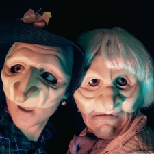 Old Women Masks