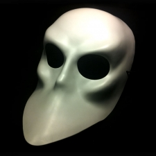 Sleep No More mask | Client: Punchdrunk